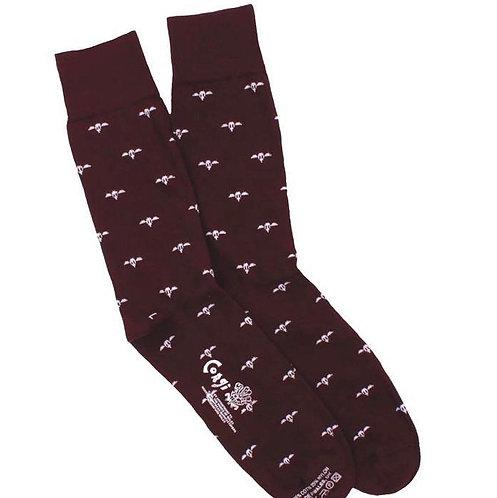 CORGI Regimental collection sock - The Parachute Regiment