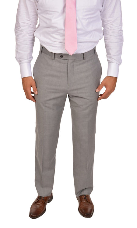 Bresciani Lite Grey Pants
