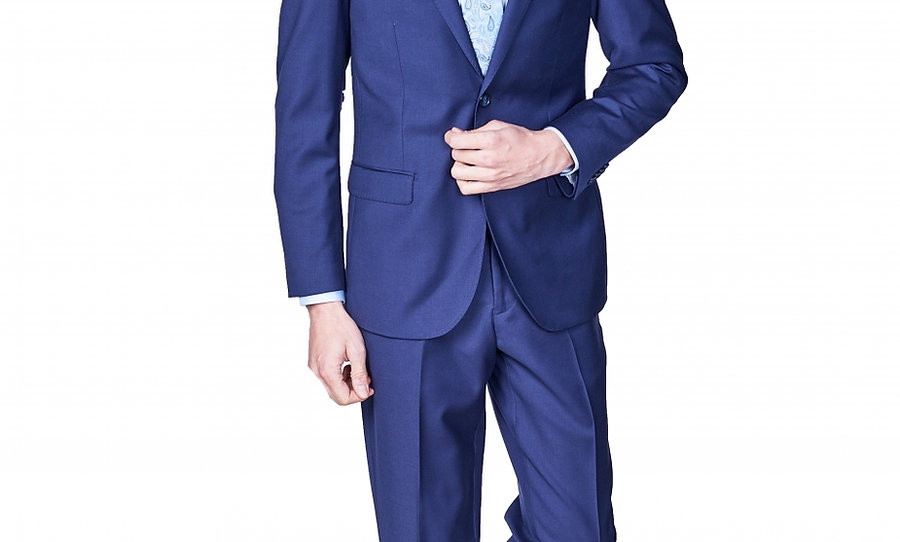 Giovanni Bresciani Beautiful Blue Suit