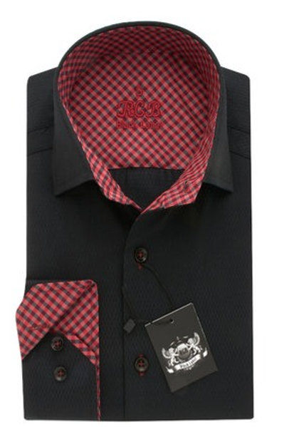 Black Label Sport shirt RGB-410*