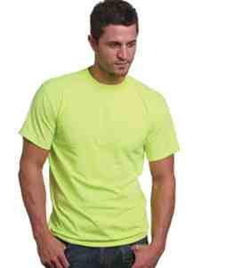 50/50 T-Shirt-Lime