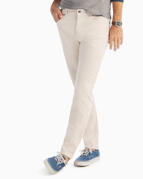 Sawyer Stretch 6-Pocket Pant in Stone*