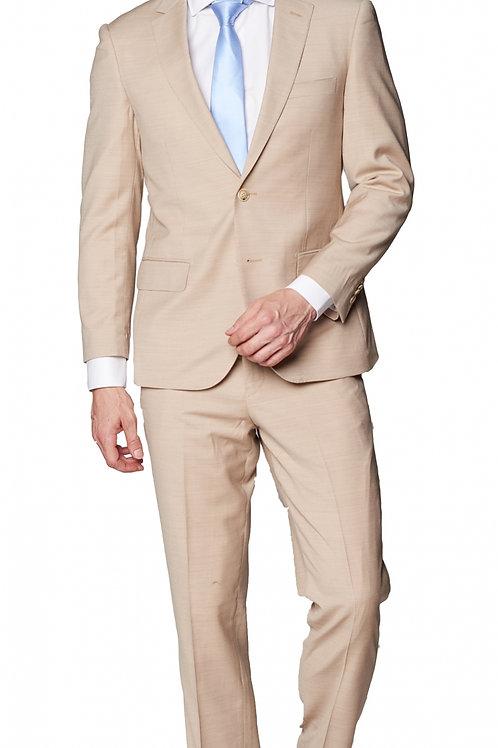 Giovanni Bresciani Beige Suit