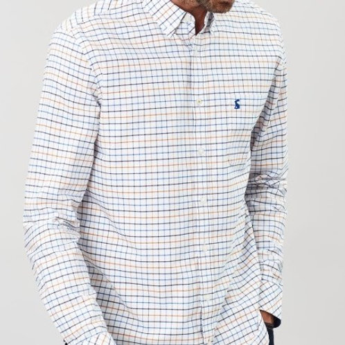 Welford Long Sleeve Classic Fit Check^