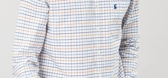 Welford Long Sleeve Classic Fit Check*