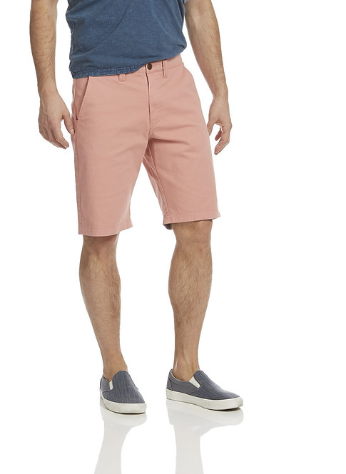 Memphis Stretch Short-Pink Sand