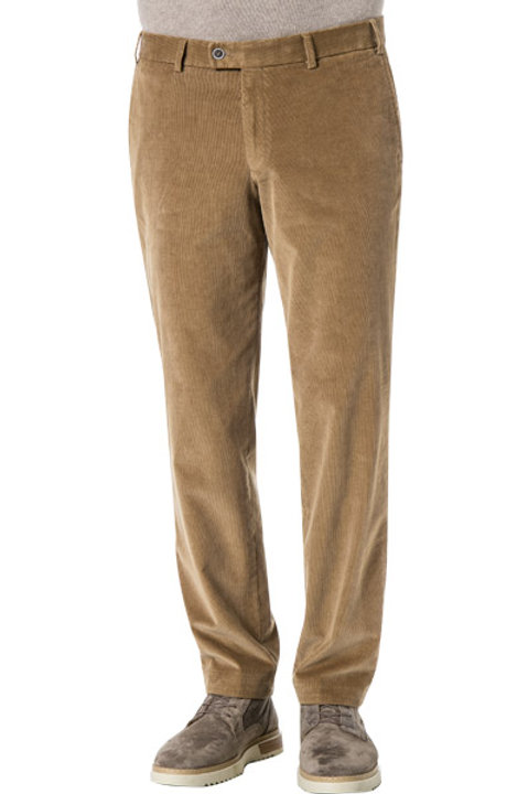 Hiltl: Corduroy pant in Camel