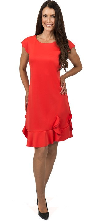 5663  Lauren pierre Dress