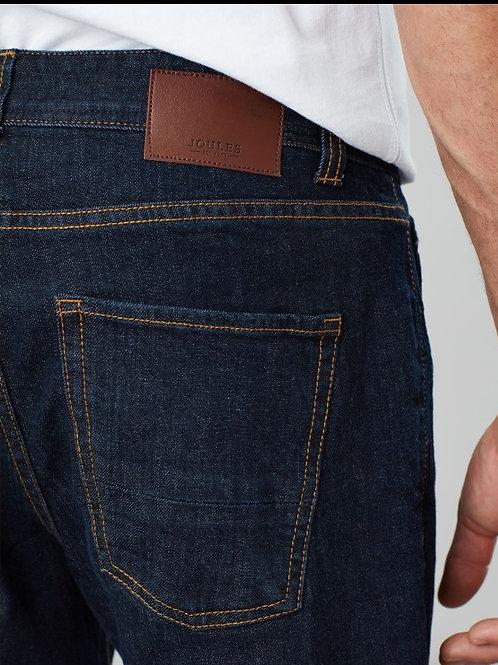 Slim Leg Easy Fit Stretch 5 Pocket Denim Jean^