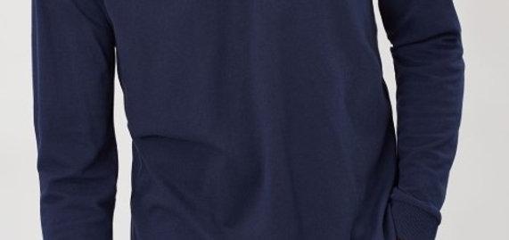 Woodwell Long Sleeve Polo*