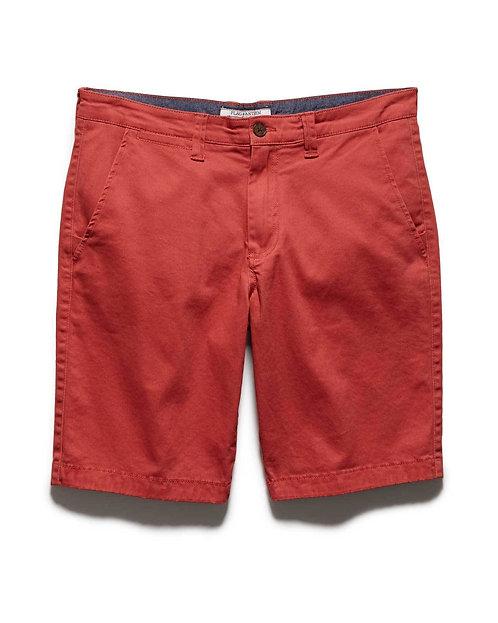 Memphis Stretch Short-Nantucket Red