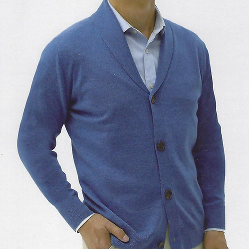 100% Cashmere  Shawl Jacket