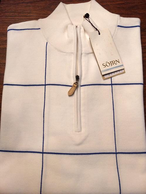 Sojrn Pima Cotton 1/4 Zip