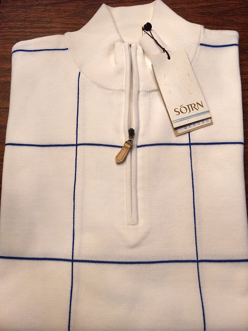 Sojrn Pima Cotton 1/4 Zip
