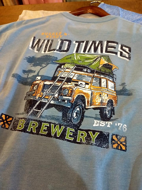 Wild Times Brewery T-shirt