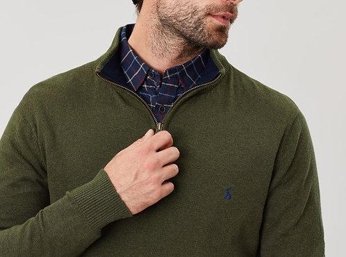 Hillside Funnel Neck Sweater*