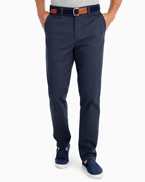 Perry Stretch Twill Pant in  High Tide^