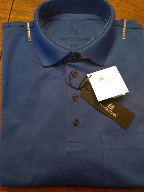 Long Sleeve Navy Signature Polo*