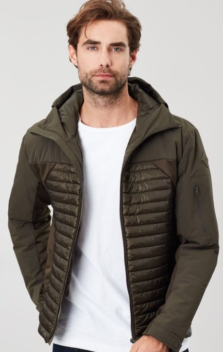 Wentworth Jacket-Heritage Green