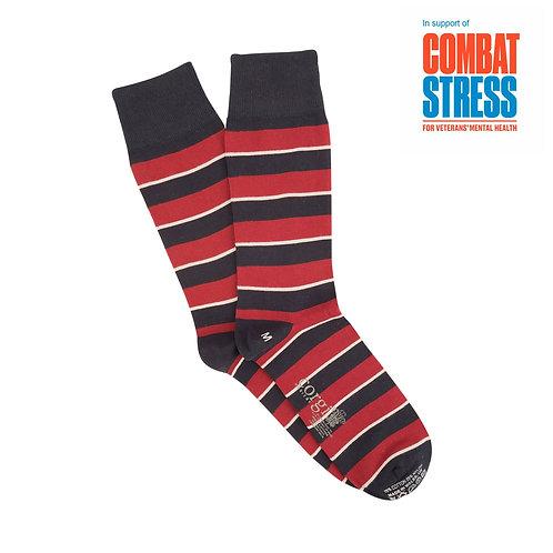 Men's Queen's Dragoon Guards Cotton Socks