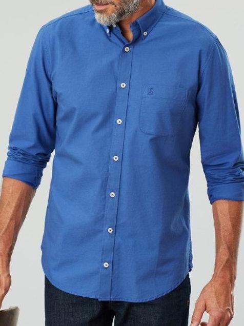 Laundered Oxford Long Sleeve Shirt^