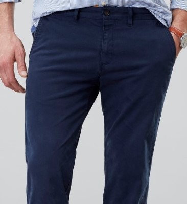 The Laundered Chino Slim Fit Pant*