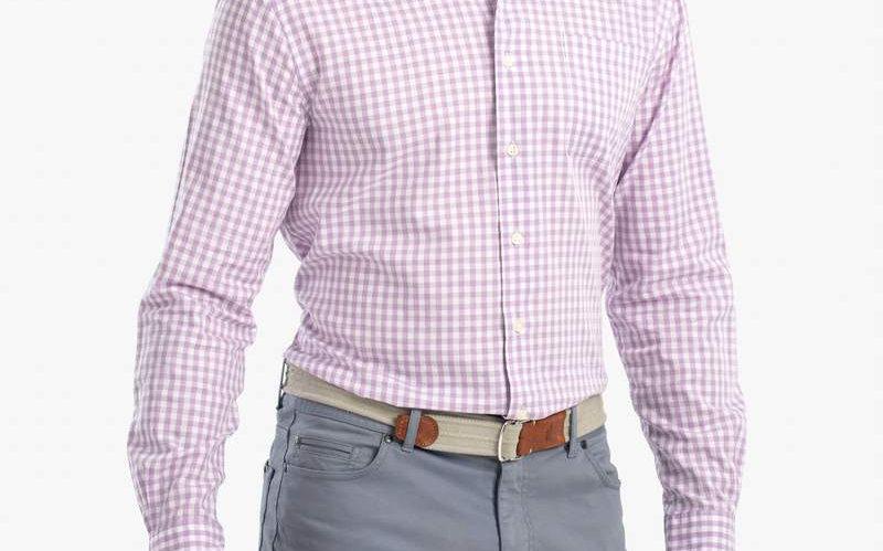 Louis Oxford Button Down Shirt