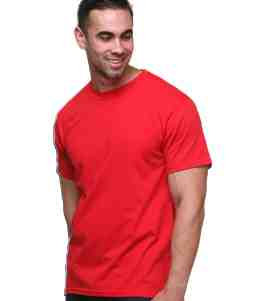 Jersey Tee-Red