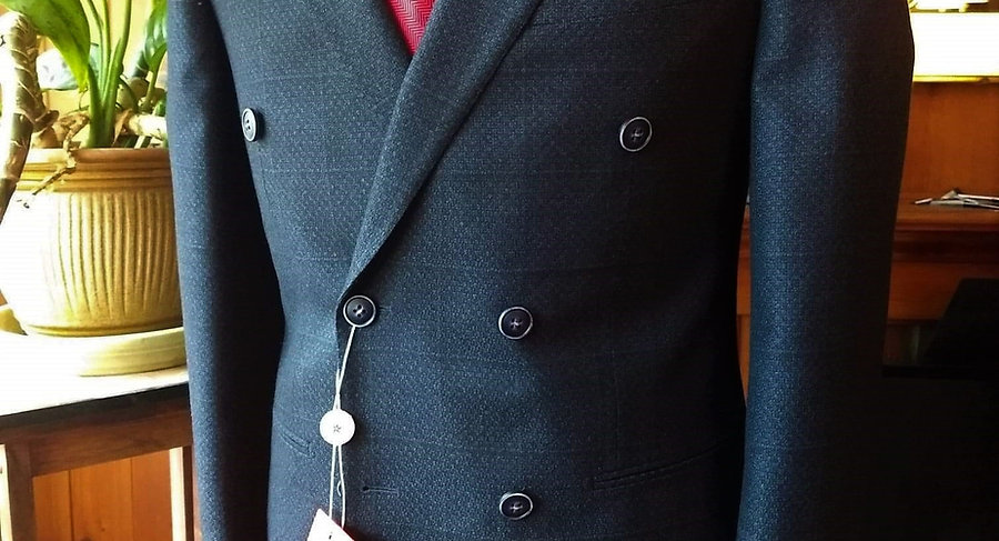 Luxurious Cashmere Sport Jacket
