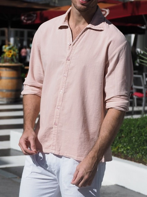 Starlite Shirt in Coral