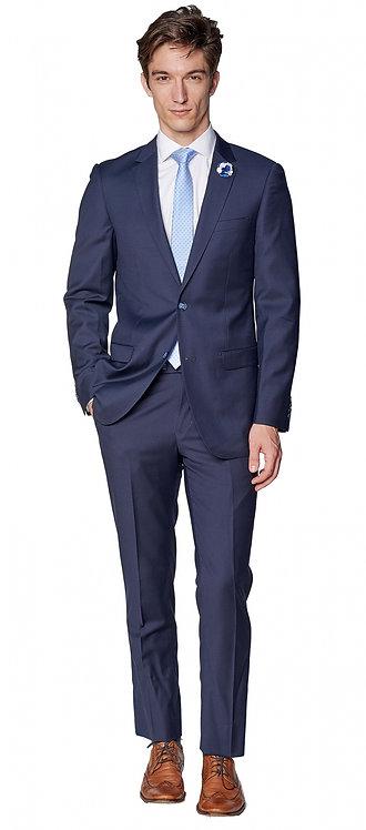 Giovanni Bresciani Navy Suit
