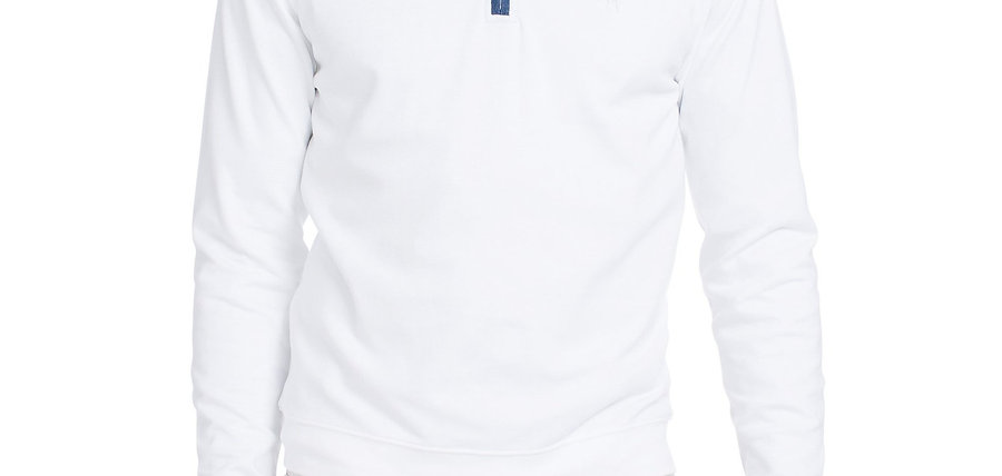 Johnnie-o Pullover in White*