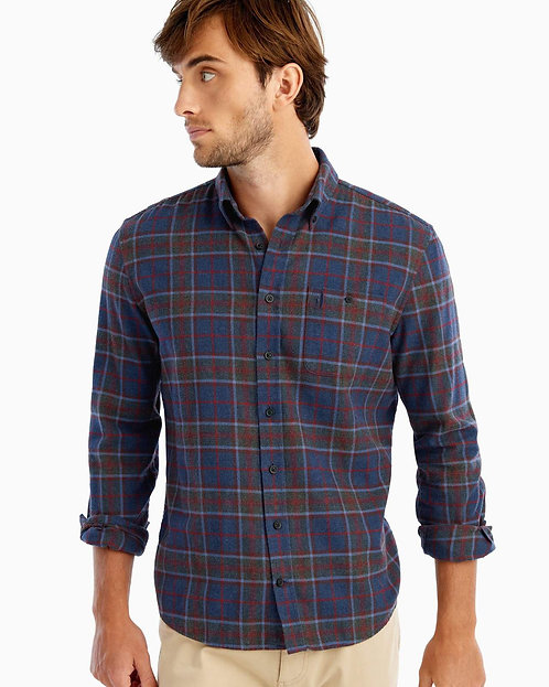 Costin Hangin' Out Button Down Shirt Twilight