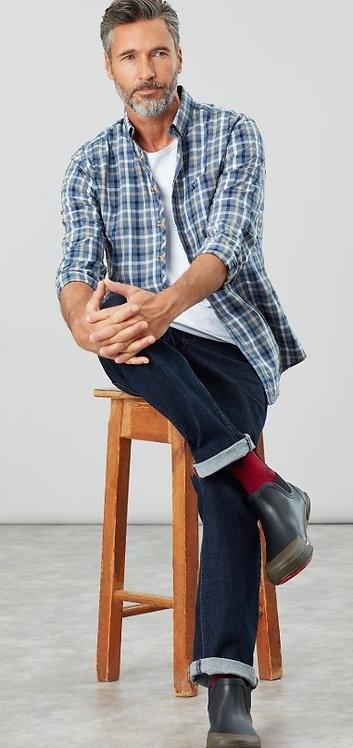 Straight Fit 5 Pocket Denim Jean*