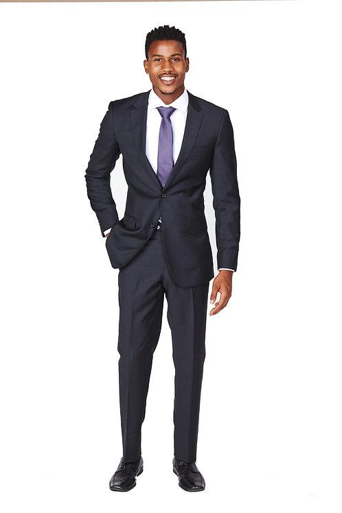 Giovanni Bresciani Charcoal Grey Suit