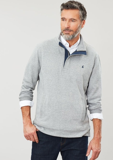 Deckside Half Zip Sweatshirt^