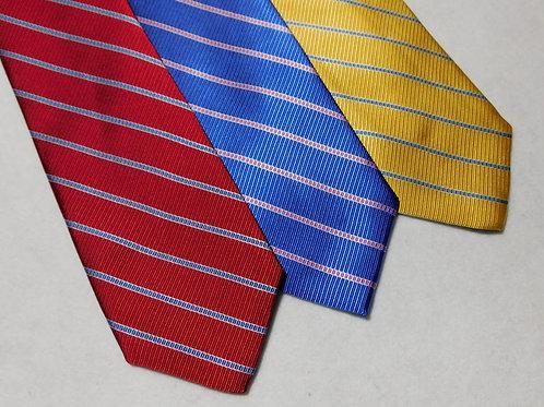 Bellinzona Privileged Woven Silk Striped