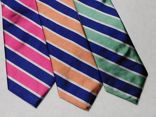 Bellinzona Privileged Woven England Silk Striped