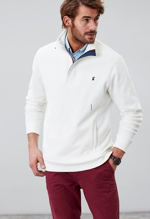 Deckside Half Zip Sweatshirt