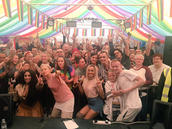 Walsall Pride Cabaret Stage