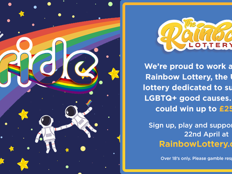 Rainbow Lottery - Play & Support us