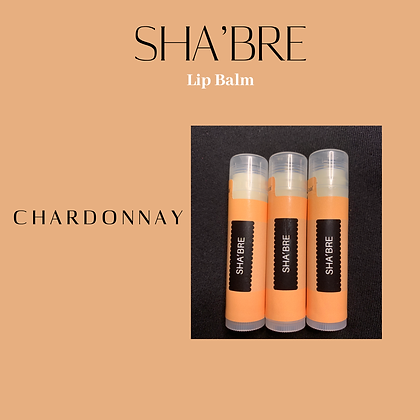 Chardonnay Lip Balm