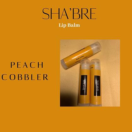 Peach Cobbler Lip Balm