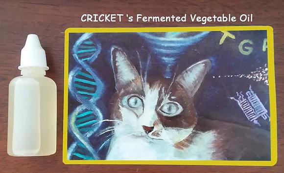 Cricket's Fermented Vegetable Oil