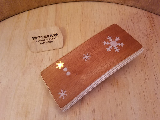 Battery Powered  Wellness Arch Mini- Snowflake