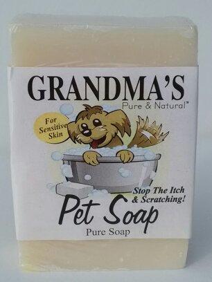 Grandma's Pet Soap