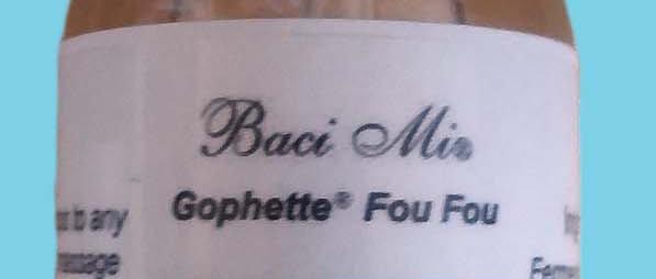 Gophette's Fou Fou Fermented Coconut Rose Oil