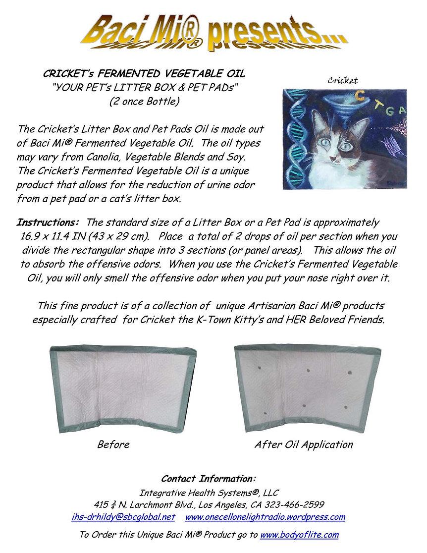 CRICKET Litter Box Pads   Instructions.j