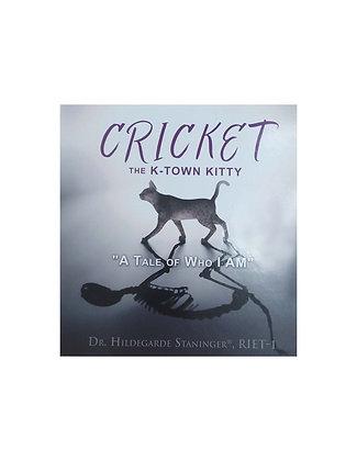 Cricket the K-Town Kitty