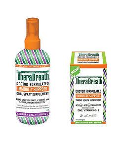 TheraBreath® Oral Spray & throat Health